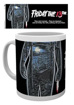 Friday The 13th - Mask Tasse