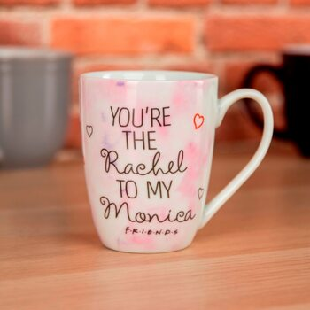 Friends - Rachel to my Monica Tasse