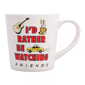 Friends - Rather be watching Friends Tasse
