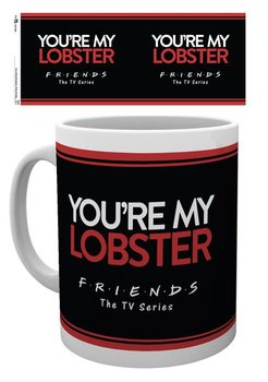 Friends - You're My Lobster Tasse