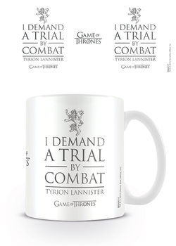 Game of Thrones - Trial By Combat Tasse