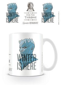 Game Of Thrones - Winter Is Here Tasse