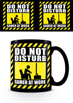 Gamer at Work Tasse