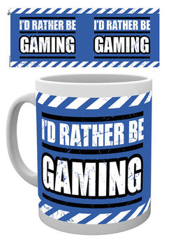 Gaming - Rather Be Tasse