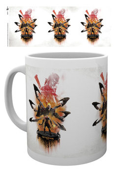 God of War - Ares Tasse