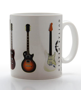 Guitar Heaven - Classic Tasse