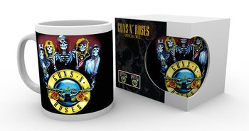 Guns N Roses - Skeleton Tasse