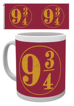 Harry Potter - 9 ¾ Tasse