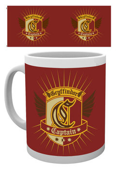 Harry Potter - Captain Tasse