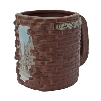 Harry Potter - Diagon Alley Tasse