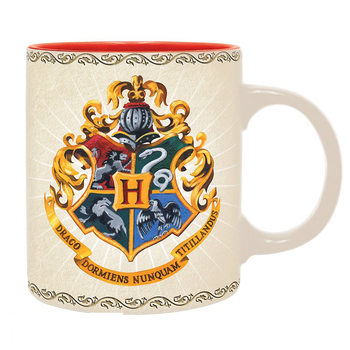 Harry Potter - Hogwarts 4 Houses Tasse