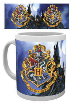 Harry Potter - Hogwarts Tasse