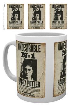 Harry Potter - Nežádoucí č.1 Tasse