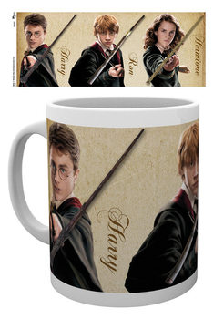 Harry Potter - Wands Tasse
