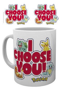 I Choose You Tasse