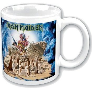 Iron Maiden –  Somewhere Back In Time Tasse