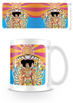 Jimi Hendrix - Axis Bold As Love Tasse