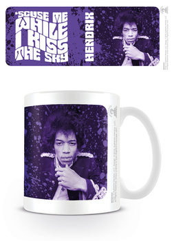 Jimi Hendrix - Kiss The Sky Tasse