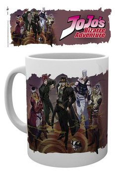 Jojo's Bizarre Adventure - Group Tasse