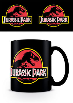 Jurassic Park - Classic Logo Tasse