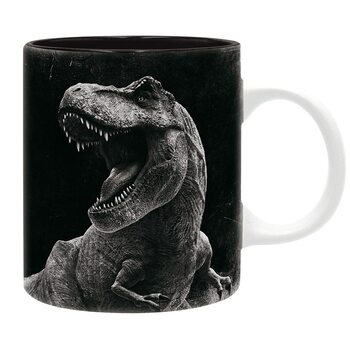 Tasse Jurassic Park - Logo