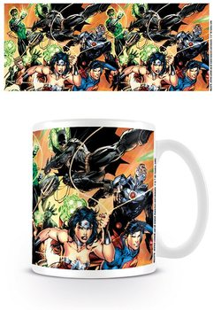 Justice League - Charge Tasse