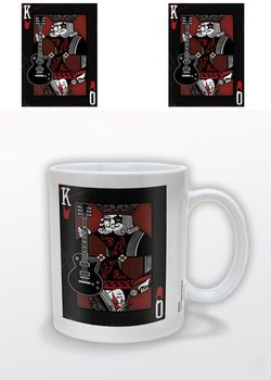 King - Queen of Rock Tasse