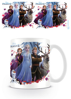 La Reine des neiges 2 - Group Tasse
