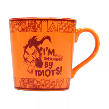 Le Roi Lion - Scar (Surrounded By Idiots) Tasse