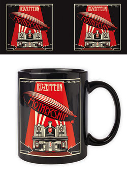 Led Zeppelin - Mothership Tasse