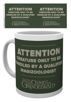 Les Animaux fantastiques: Les Crimes de Grindelwald - Attention Tasse