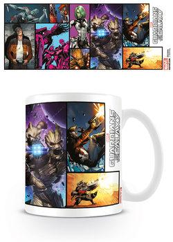 Les Gardiens de la Galaxie - Comic Tasse