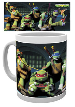 Les tortues ninja - Gaming Tasse