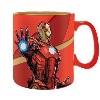 Marvel – Iron Man Armored Tasse