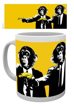 Monkey - Monkeys Banana Tasse
