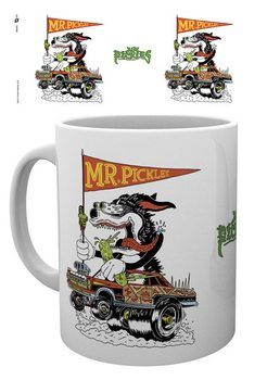 Mr. Pickles - Hot Rod Tasse