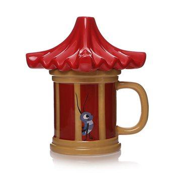 Mulan - Cri-Kee Tasse