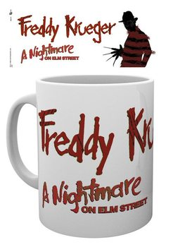 Nightmare On Elm Street - Freddy Tasse