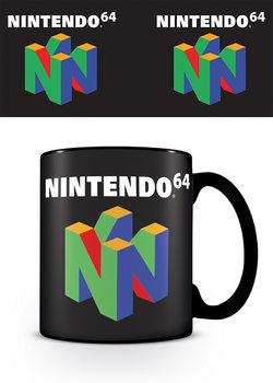 Nintendo - N64 Tasse
