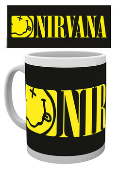 Nirvana - Tongue Tasse