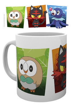 Pokemon - Alola Partners Tasse
