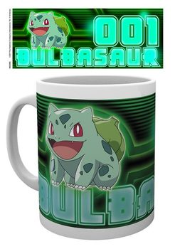 Pokemon - Bulbasaur Glow Tasse