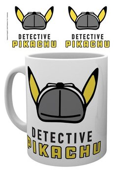 Pokemon: Detective Pikachu - Hat Icon Tasse