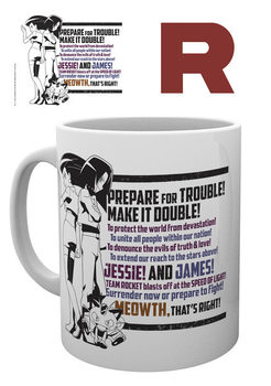 Pokémon - Team Rocket Tasse