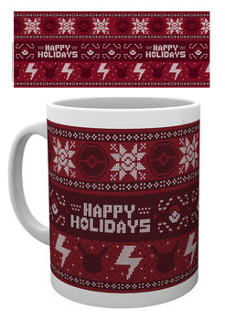 Pokemon - Xmas Jumper Tasse