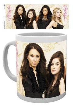 Pretty Little Liars - Girls Tasse