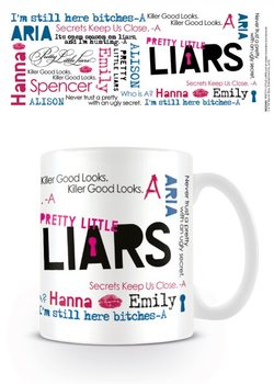 Pretty Little Liars - Montage Tasse
