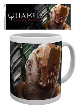 Quake - Quake Champions Visor Tasse