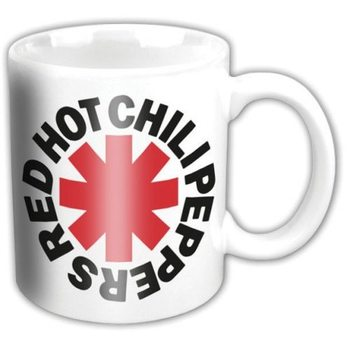 Red Hot Chili Peppers - Classic Asterisk Tasse