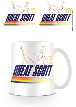 Retour vers le futur - Great Scott Tasse